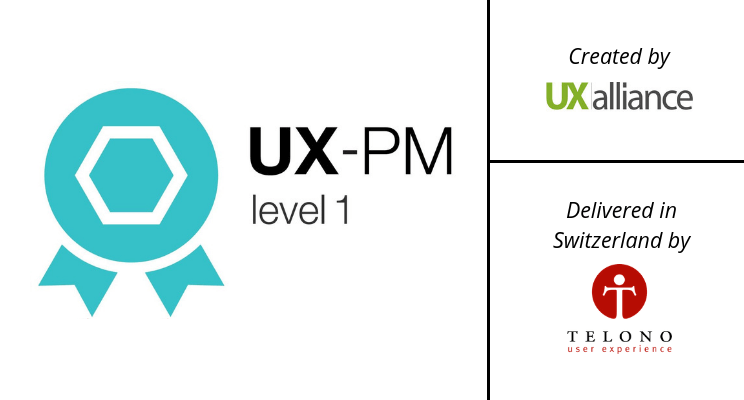 Win a free UX-PM 1 training